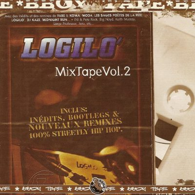 Logilo – Logilo Mixtape Vol. 2 (CD) (1997) (FLAC + 320 kbps)