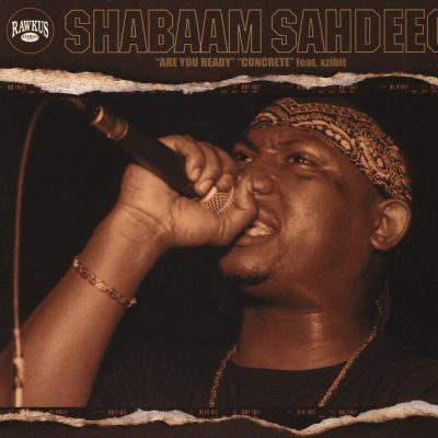 Shabaam Sahdeeq Are You Ready Concrete Vls 1999