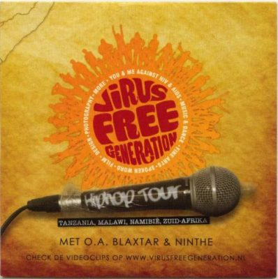 VA – Virus Free Generation: Hip Hop Tour Vol. 1 (CD) (2008) (FLAC + 320 kbps)