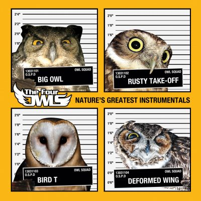 The Four Owls – Nature's Greatest Instrumentals (2016) (WEB) (FLAC + 320 kbps)