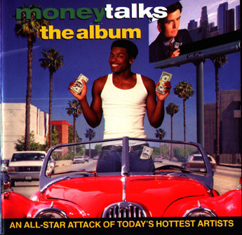 OST – Money Talks: The Album (CD) (1997) (FLAC + 320 kbps)