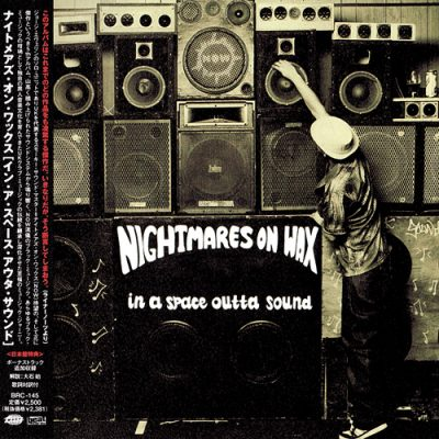 Nightmares On Wax – In A Space Outta Sound (2006) (Japan CD) (FLAC + 320 kbps)