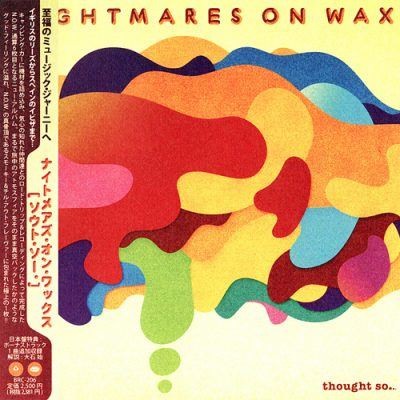 Nightmares On Wax – Thought So… (2008) (Japan CD) (FLAC + 320 kbps)