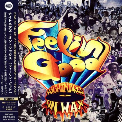 Nightmares On Wax – Feelin' Good (2013) (Japan CD) (FLAC + 320 kbps)