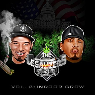 Paul Wall & Baby Bash – The Legalizers Vol. 2: Indoor Grow (WEB) (2018) (320 kbps)