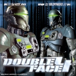 DJ Kost & DJ Goldfingers – Double Face 4 (2xCD) (2002) (FLAC + 320 kbps)
