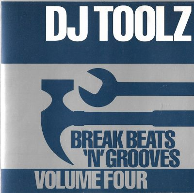 DJ Toolz – Break Beats 'N' Grooves Volume Four (1994) (CD) (FLAC + 320 kbps)