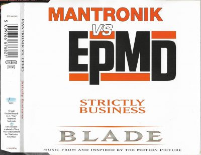 Kurtis Mantronik vs. EPMD – Strictly Business (1998) (CDM) (FLAC + 320 kbps)