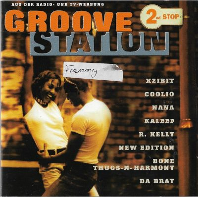 VA – Groove Station 2nd Stop (1997) (2xCD) (FLAC + 320 kbps)