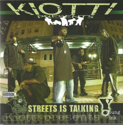 Kiotti – Streets Is Talking (2004) (CD) (FLAC + 320 kbps)