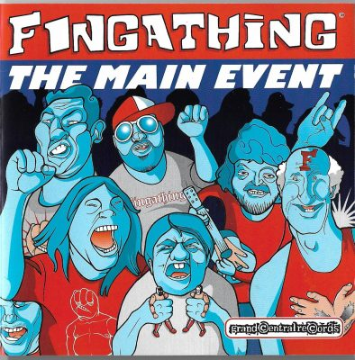 Fingathing – The Main Event (2000) (CD) (FLAC + 320 kbps)