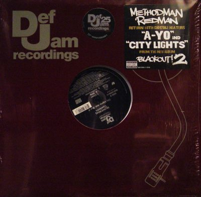 Method Man & Redman – A-Yo / City Lights (VLS) (2009) (FLAC + 320 kbps)