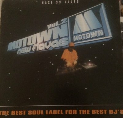 DJ Goldfingers – Motown New Flavas Vol. 2 (CD) (1998) (FLAC + 320 kbps)