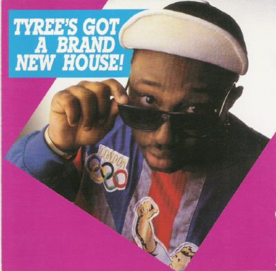 Tyree – Tyree's Got A Brand New House! (1988) (CD) (FLAC + 320 kbps)