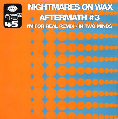 Nightmares On Wax – Aftermath #3 (1990) (VLS) (FLAC + 320 kbps)