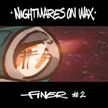 Nightmares On Wax – Finer #2 (1999) (VLS) (FLAC + 320 kbps)