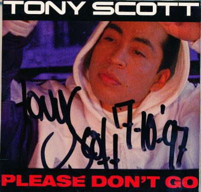 Tony Scott – Please Don't Go (1997) (CDS) (FLAC + 320 kbps)