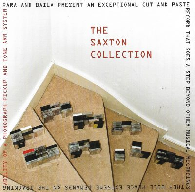 Para & DJ Baila – The Saxton Collection (2005) (CD) (FLAC + 320 kbps)
