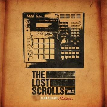 Slum Village – The Lost Scrolls Vol. 2 (WEB) (2018) (320 kbps)