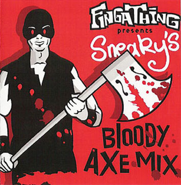 Fingathing – Bloody Axe Mix (2005) (CD) (FLAC + 320 kbps)