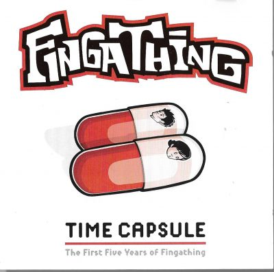 Fingathing – Time Capsule (2005) (CD) (FLAC + 320 kbps)