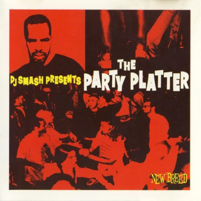 DJ Smash – The Party Platter (CD) (1995) (FLAC + 320 kbps)
