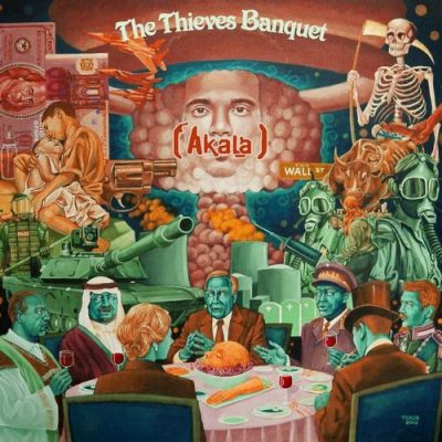 Akala – The Thieves Banquet (WEB) (2013) (FLAC + 320 kbps)