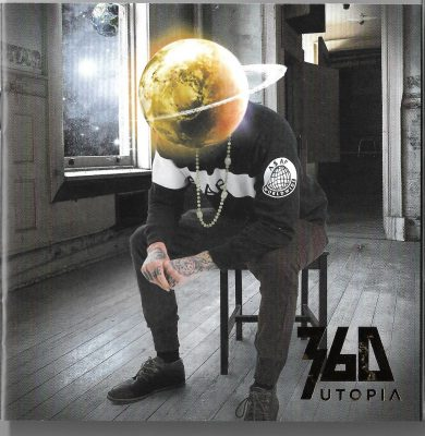 360 – Utopia (2014) (Deluxe Edition CD) (FLAC + 320 kbps)