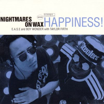 Nightmares On Wax – Happiness! (1992) (WEB) (FLAC + 320 kbps)