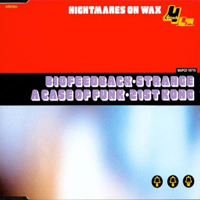 Nightmares On Wax – A Case Of Funk (1991) (CDS) (FLAC + 320 kbps)