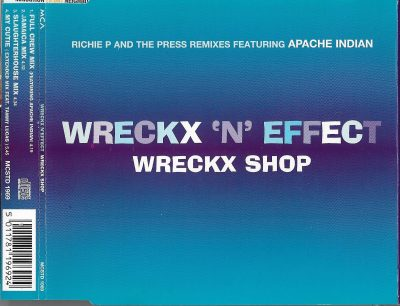 Wreckx-N-Effect – Wreckx Shop (1992-1994) (UK CDM) (FLAC + 320 kbps)