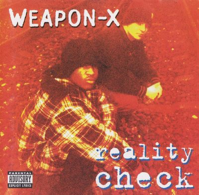 Weapon-X – Reality Check EP (CD) (1996) (320 kbps)