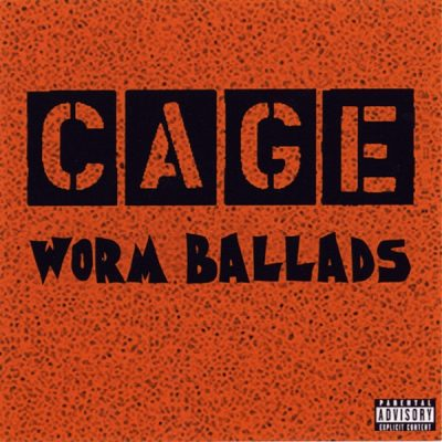 Cage – Worm Ballads (2xCD) (2002) (FLAC + 320 kbps)