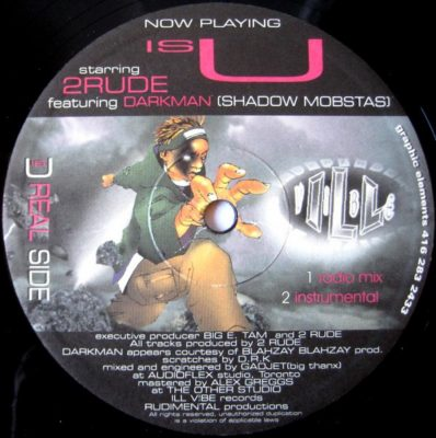 2 Rude – Is U (VLS) (1999) (FLAC + 320 kbps)