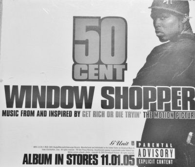 50 Cent – Window Shopper (Promo CDS) (2005) (FLAC + 320 kbps)
