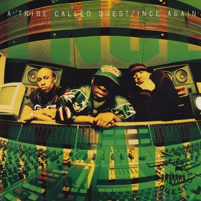 A Tribe Called Quest – 1nce Again (Promo CDS) (1996) (FLAC + 320 kbps)