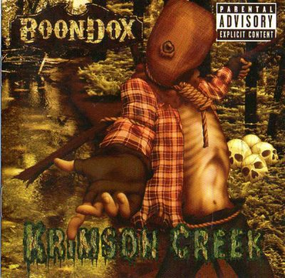 Boondox – Krimson Creek (CD) (2008) (FLAC + 320 kbps)