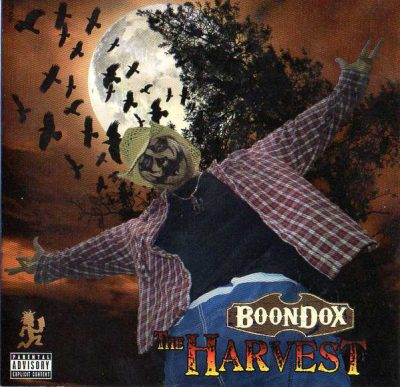 Boondox – The Harvest (CD) (2006) (FLAC + 320 kbps)