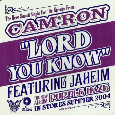 Cam'ron – Lord You Know (Promo CDS) (2004) (FLAC + 320 kbps)