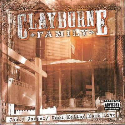 Clayborne Family – Clayborne Family (CD) (2004) (FLAC + 320 kbps)