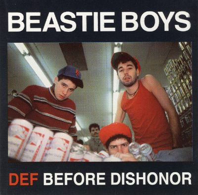 Beastie Boys – Def Before Dishonor (CD) (1989) (FLAC + 320 kbps)