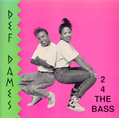 Def Dames – 2-4-The Bass (CD) (1989) (FLAC + 320 kbps)