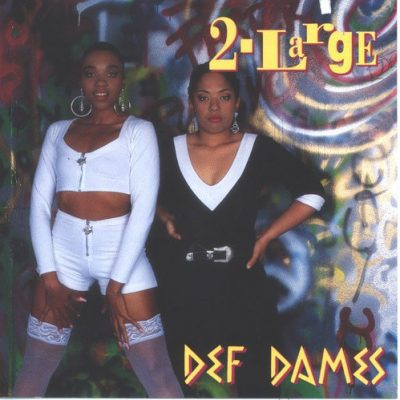 Def Dames – 2-Large (CD) (1991) (FLAC + 320 kbps)