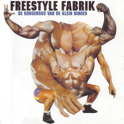 Freestyle Fabrik – De Konsensus Van De Klein Dinges (CD) (2000) (FLAC + 320 kbps)