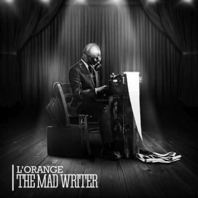L'Orange – The Mad Writer (WEB) (2012) (FLAC + 320 kbps)