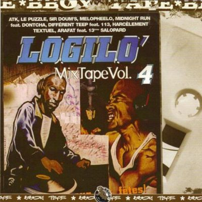 Logilo – Logilo Mixtape Vol. 4 (CD) (1997) (FLAC + 320 kbps)