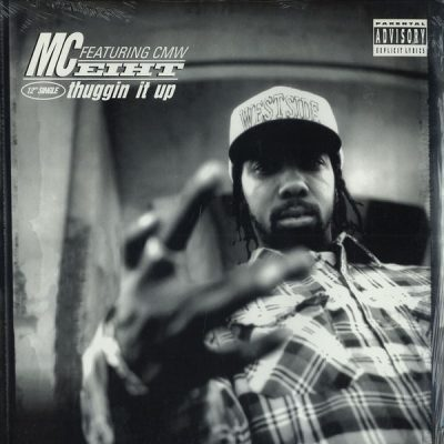 MC Eiht – Thuggin' It Up (VLS) (1996) (FLAC + 320 kbps)