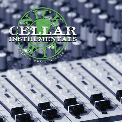 Nick Wiz – Cellar Instrumentals 2: 1992-1998 (2xCD) (2018) (320 kbps)