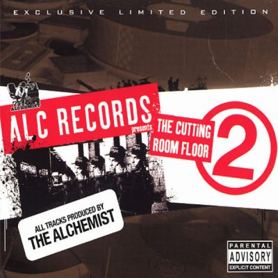 Alchemist – The Cutting Room Floor 2 (CD) (2008) (FLAC + 320 kbps)