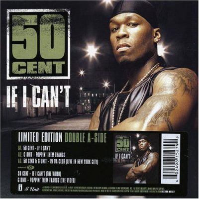 50 Cent – If I Can't (CDM) (2004) (FLAC + 320 kbps)